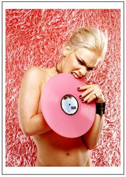 Postcard | Pink!