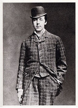 Postcard | Oscar Wilde, 1875