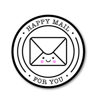 5 Stickers | Happymail for you