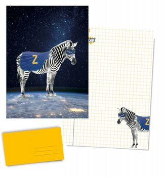 Briefpapier Set Enfant Terrible | Super Zebra