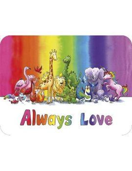 Sophie Turrel Postcard | Always Love