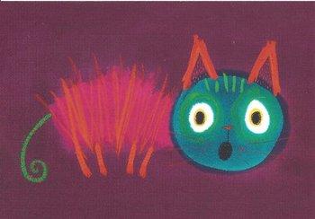 Gallery Cards Postcard | Mies van Hout - uit Dag Poes!