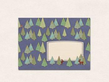 10 x Envelope TikiOno | Wald