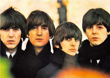 Postcard | The Beatles For Sale 1964+