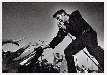 Postcard | Elvis Presley, Tupelo, Mississippi 1956