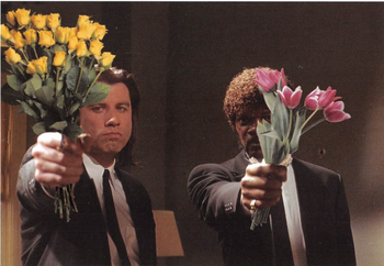 Postcard | Pulp Fiction