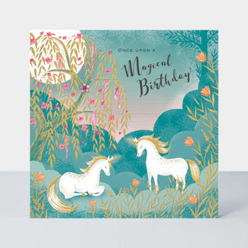 Rachel Ellen Designs Darjeeling - Birthday/Unicorns