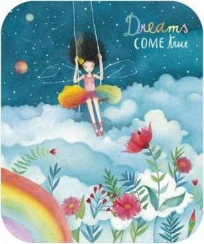 TV Art Postcard Mila | Dreams come true