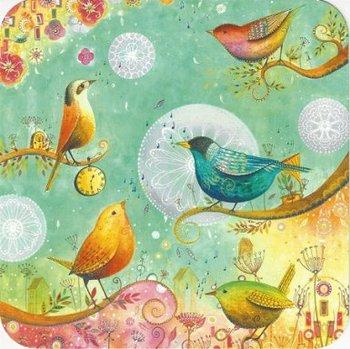 Jehanne Weyman Postcard | Birds