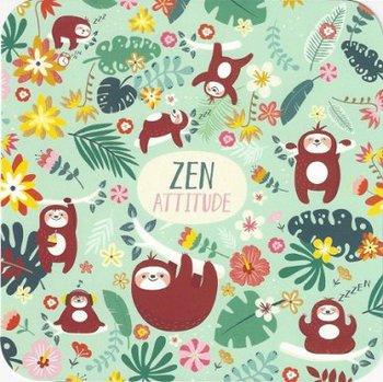 Lali Square Postcard | Zen attitude