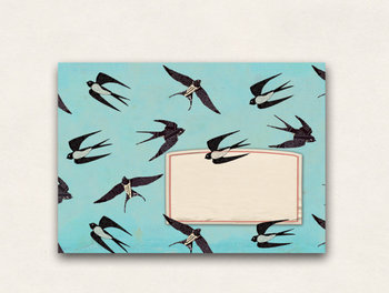 10 x Envelope TikiOno | Swallows