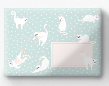 Envelope Set C6 - Cats (crissXcross)