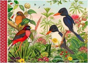 Illustrated notebook Gwenaëlle Trolez Créations - Oiseaux