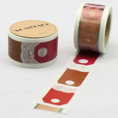 Somitape Wide Washi Tape | Labels