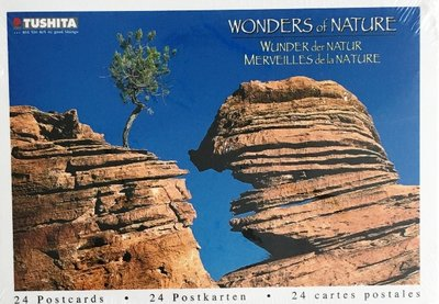 Tushita Postcard Book | Wonders of Nature