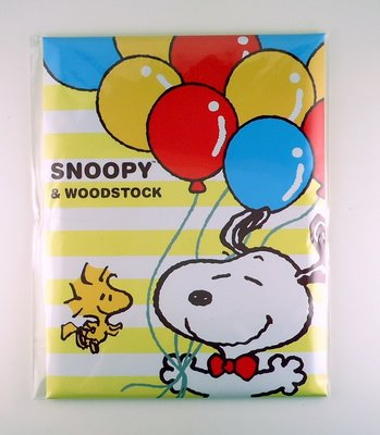 Snoopy and Woodstock Loose Leafed Letter Paper