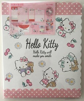 Sanrio Original Hello Kitty Japan Exclusive letter set
