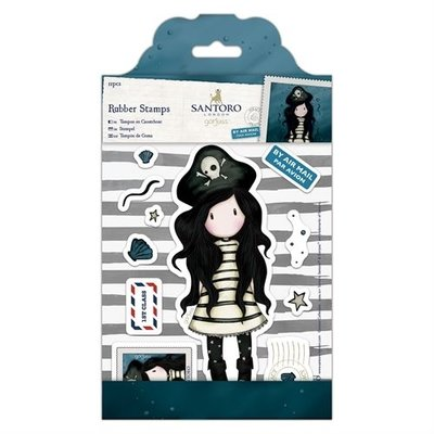 Gorjuss Rubber Stamps by Santoro | Piracy