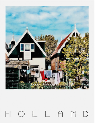 Pola Holland Postcard | Hollandse Huisjes