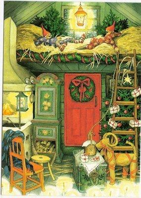 Inge Look Postcards | Old Ladies Aunties