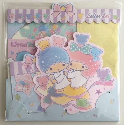 Sanrio Original Little Twin Stars | Letter set