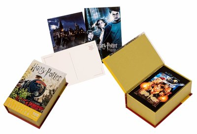 Harry Potter: The Postcard Collection 100 Postcards