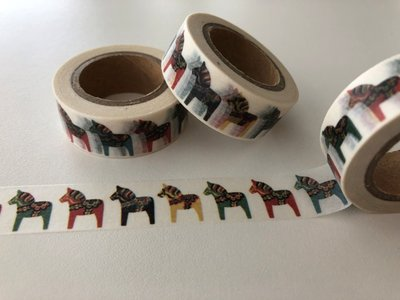 Washi Masking Tape | Fallabella Horse