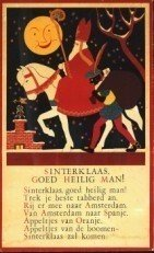 Postcard | Sinterklaas Goed Heiligman