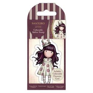 Gorjuss Collectable Rubber Stamp - Santoro - No.68 Loveheart