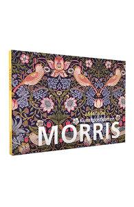 Anaconda Art Postcard Book | William Morris