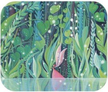 TV Art Postcard Marie Cardouat | Fée