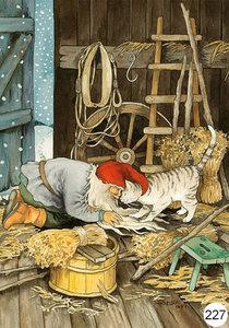 Inge Look Nr. 227 Postcard | Christmas