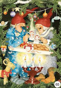 Inge Look Nr. 65 Postcard   Old Ladies Aunties