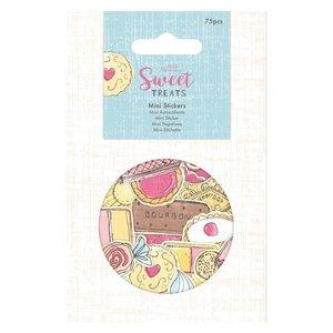 Papermania Mini Stickers (75pcs) - Sweet Treats
