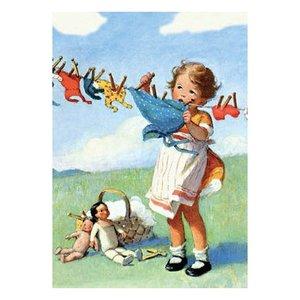 Postcard | Washing Line