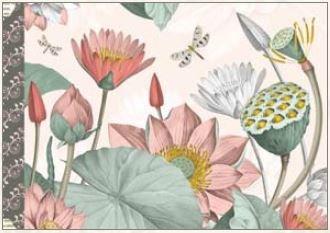 Illustrated notebook Gwenaëlle Trolez Créations - Les Fleurs