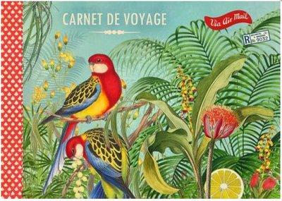 Illustrated notebook Gwenaëlle Trolez Créations - Carnet de voyage