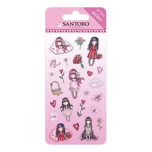 Gorjuss Sparkle & Bloom - Sticker Pack - Cherry Blossom