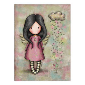 Santoro Gorjuss Greeting Card - Little Wings