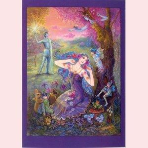Postcard Fantasy Judy Mastrangelo | Spirit guides