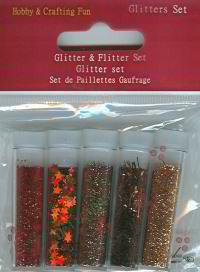 Glitter & Flitter Set | Coffee Time