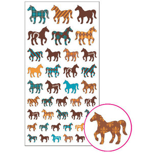 Mindwave Joy Series Seal Sticker | Horse