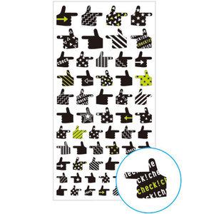 Mindwave Joy Series Seal Sticker | Hand