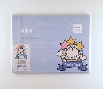 Happy Go Lucky enveloppen set (10st)