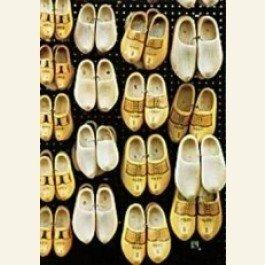 Art Unlimited Postcard | Dutch Footware
