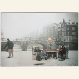 Art Unlimited Postcard | Keizersgracht Amsterdam