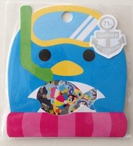 Sticker Flakes Sack Mindwave Summer Selection | Penguin