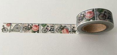 Washi Masking Tape | Bicycle