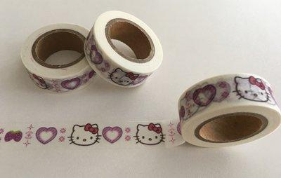 Washi Masking Tape   Hello Kitty