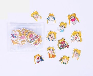 Sticker Flakes Sack | Sailor Moon